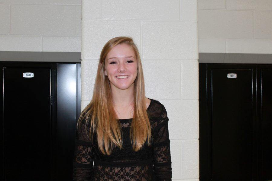 Allie Thompson- 10th Grade
