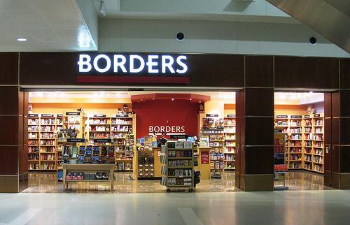 Goodbye Borders, Hello E-Reading