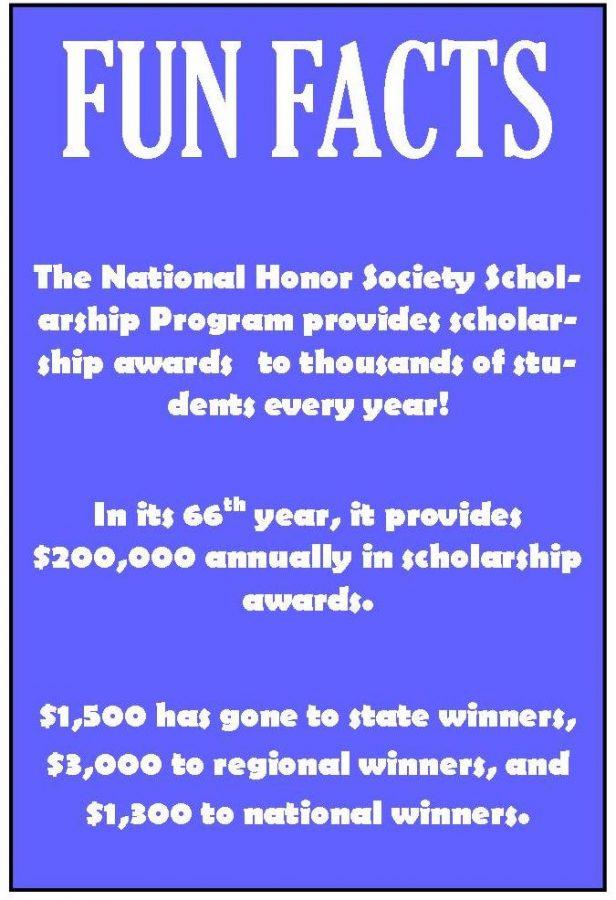 National Honor Society at THS