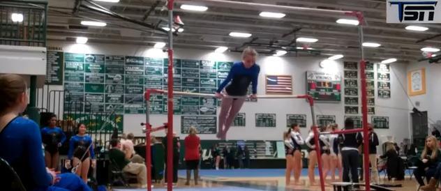 Tuscarora Gymnastics @ Loudoun Valley