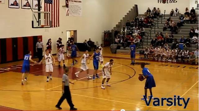 Tuscarora @ Heritage Boys Basketball Video Highlights