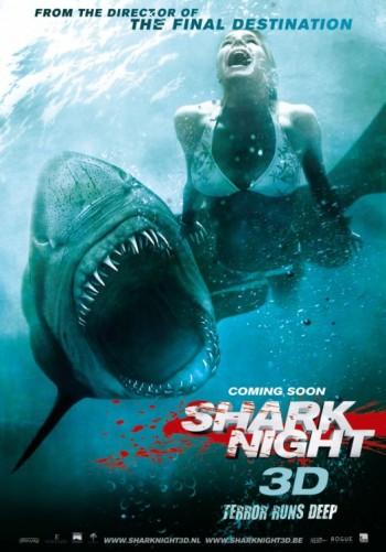 Shark Night 3D: Great Movie or Greatest Movie?