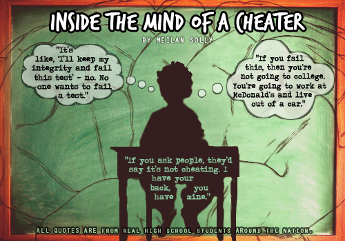 The Unexpected Consequences of Cheating