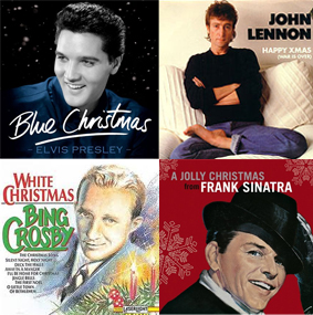 Have Yourself a Blue Christmas Playlist
