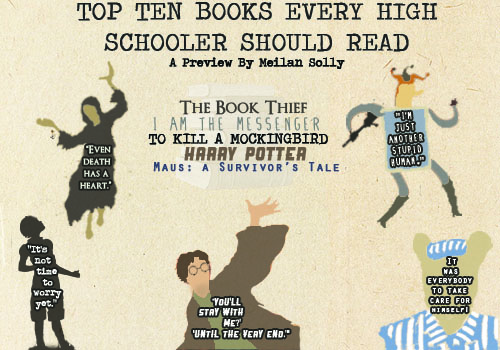 Top 10 Books Every High School Student Should Read