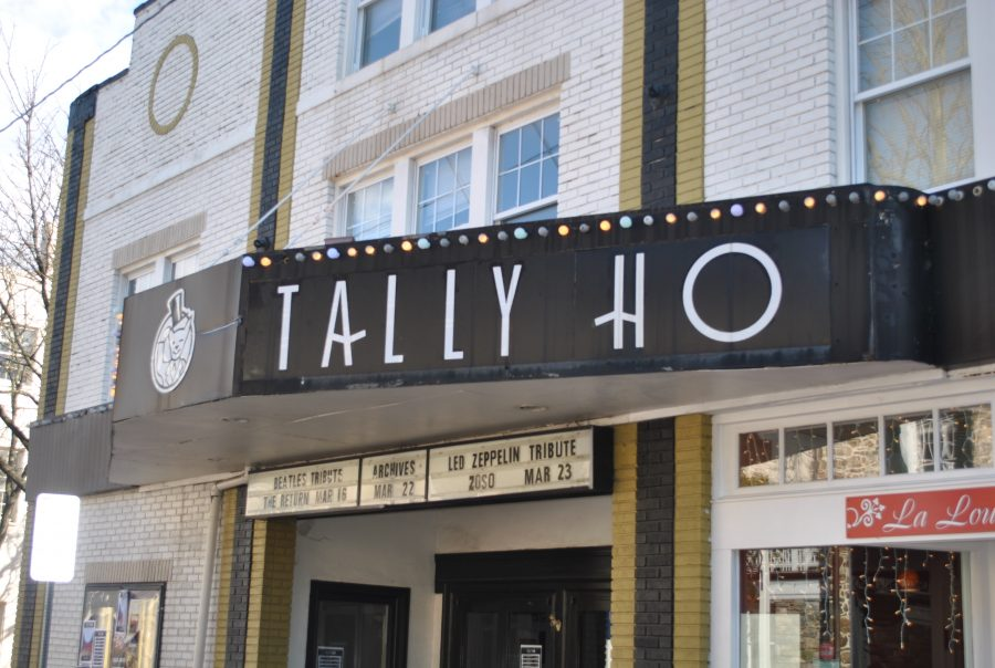 The Tally Ho Renaissance