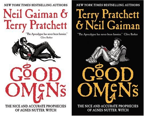 Good Omens, Good Humor, Good Reading