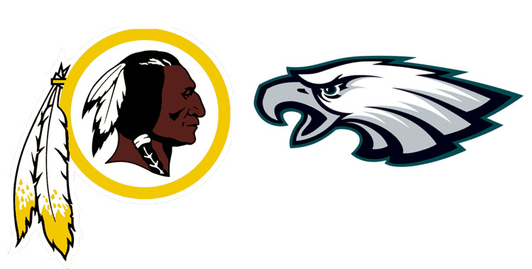 Redskins+Fall+to+Division+Rival+Eagles+in+Season+Opener