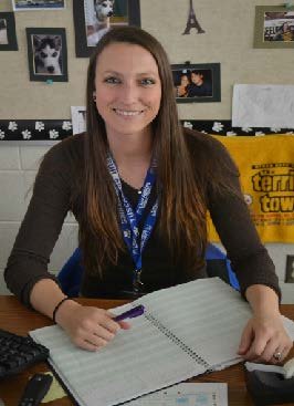 Mrs. Lane teaches AP and Pre-AP world history. She is also the assistant varsity girls' basketball coach.