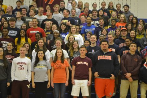 College Decision Day 2015
