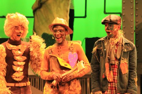 The Wiz:  Cappies Review