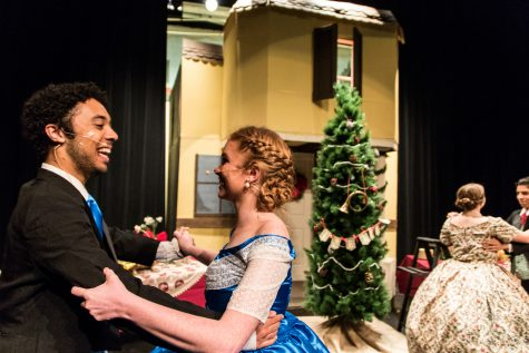 A Cappies Review of the recent performance of A Christmas Carol