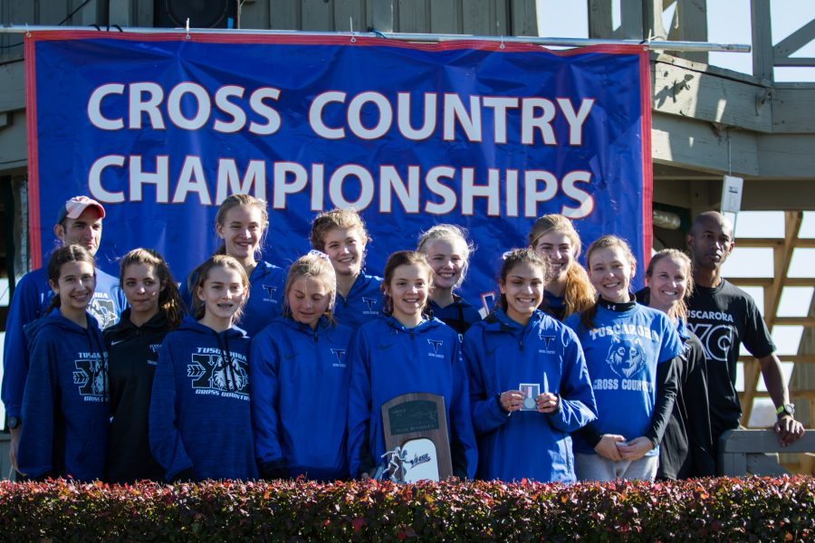 Girls%27+Cross+Country+Places+in+Second+at+the+VHSL+State+Championship