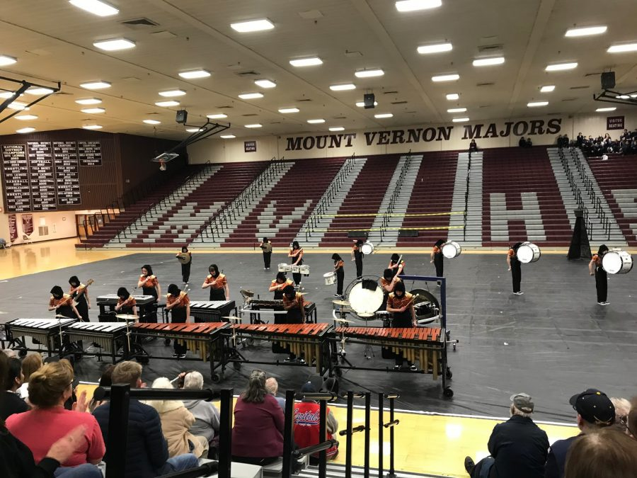 Indoor+Drumline+Starts+Their+Season+with+a+First+Place+Title