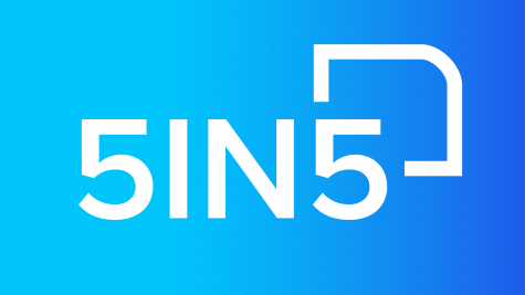 5 in 5 — Ep. 1