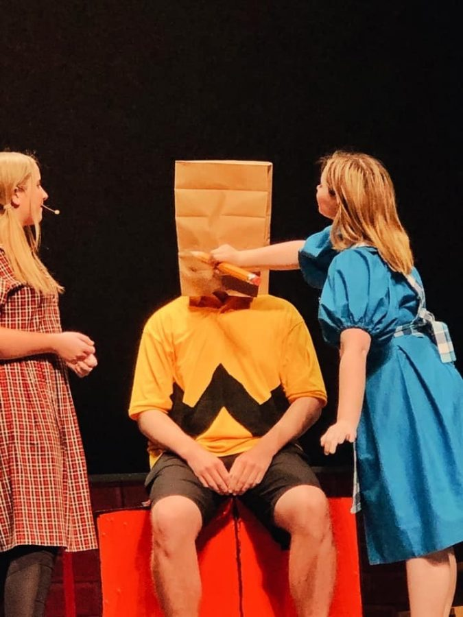 Tuscarora Thespians at it Again With You're a Good Man Charlie Brown