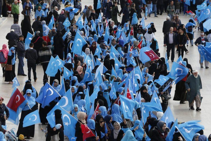 Uighur+Muslims+in+China