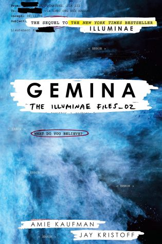 Gemina by Jay Kristoff and Amie Kaufmen — An In Depth Review and Continued Disappointment