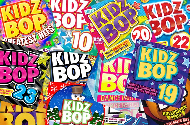 The Best and Worst of Kidz Bop
