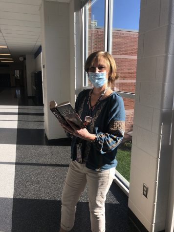 Feature article on Mrs. Pelicano