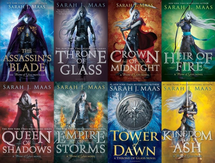 Throne of Glass Series by Sarah J. Maas — Review