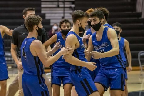 Senior Guard Leads Team to Away Victory over the Dominion Titans