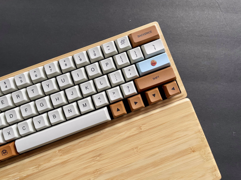 Building My First Mechanical Keyboard