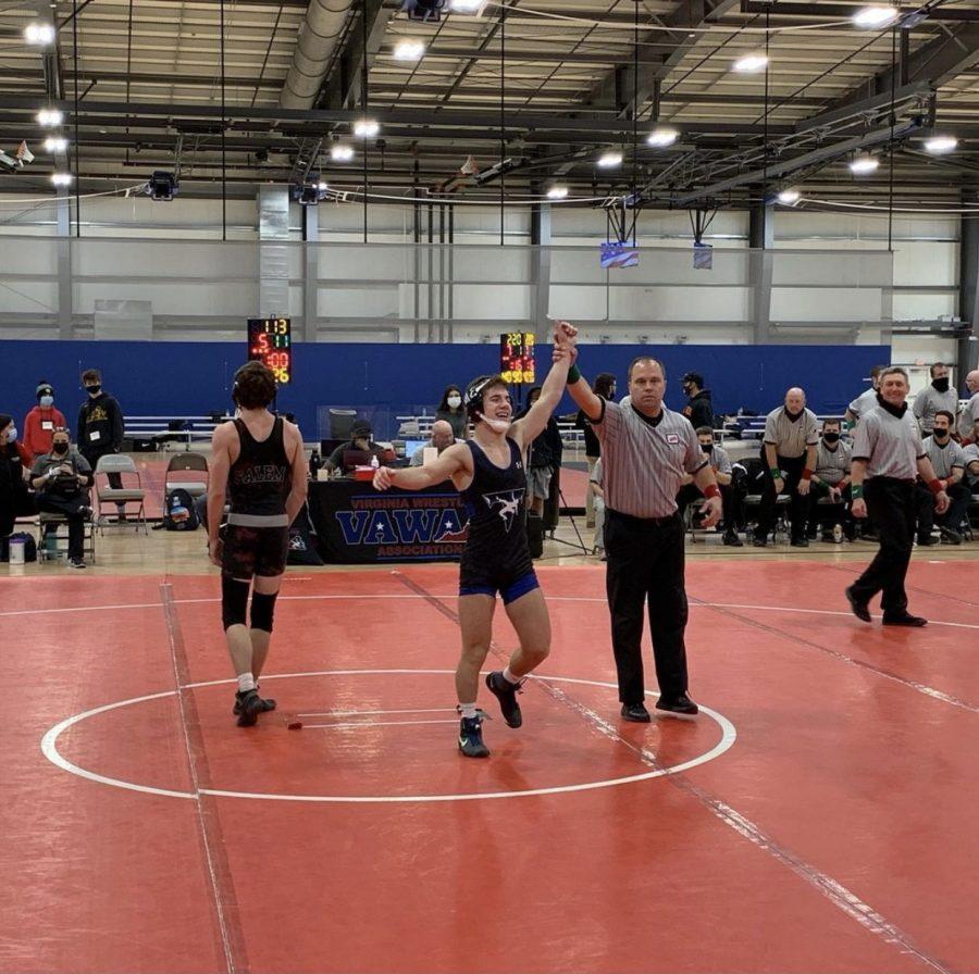 Tuscarora's Wrestling Champion