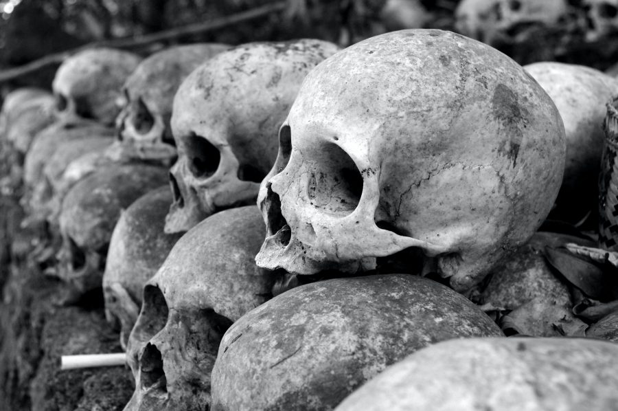 The Jonestown Mass Suicide