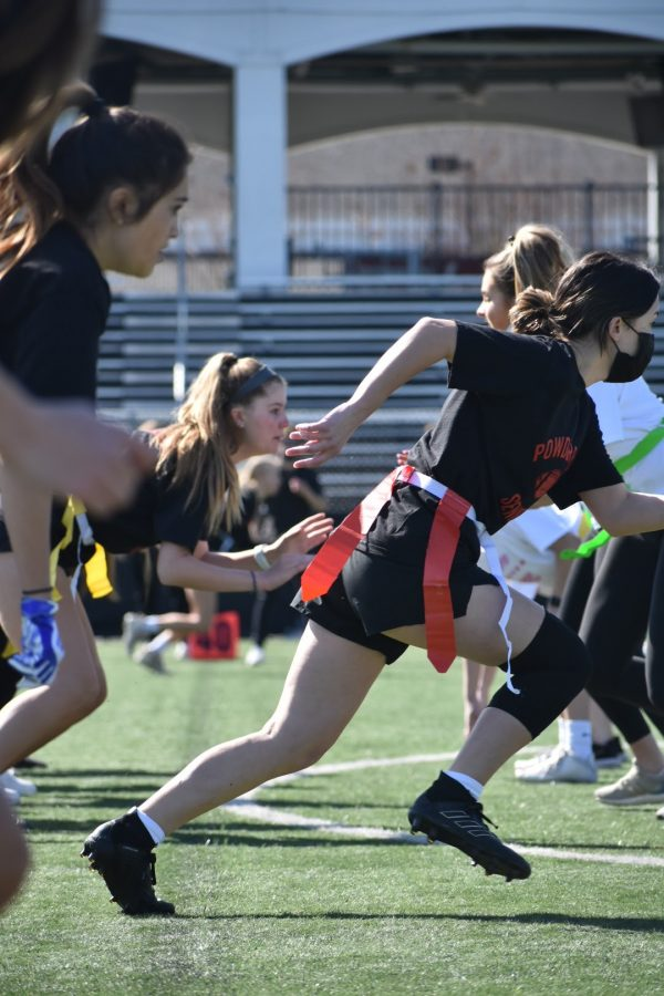 Giving Back Thursdays — Unofficial Powderpuff Game