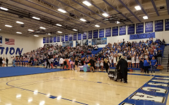 Preparing For First 2021-2022 Pep Rally