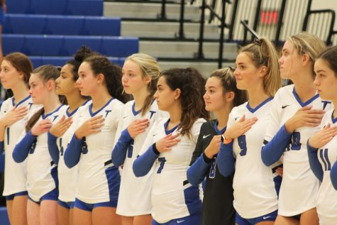 Tuscarora Bests Park View in Straight Sets